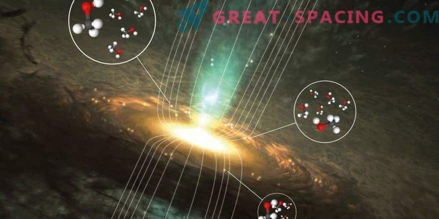 Methanol Magnetic Secrets