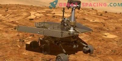 Il rover Opportunity ha ancora tempo!