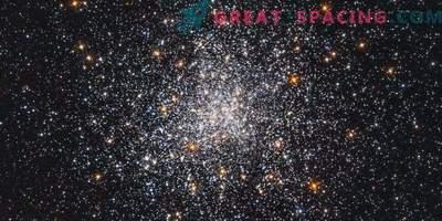 Globo di neve celeste di Hubble
