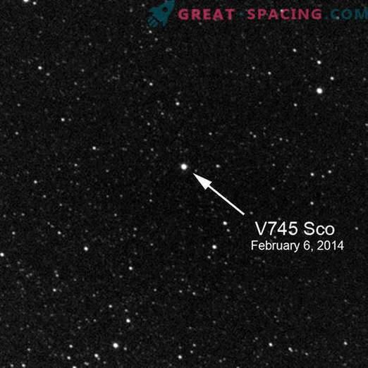Osservazioni stupefacenti su Scorpion V745