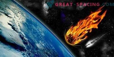 Potrebbe una cometa diecimila anni fa riuscire a distruggere una megafauna