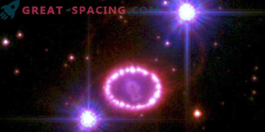 1987 Un campo magnetico residuo di supernova