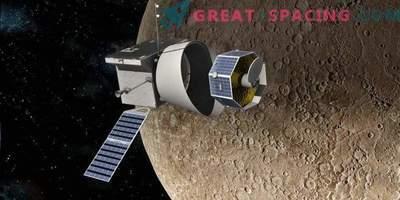 BepiColombo va merge în căutarea apei și a câmpului magnetic al lui Mercur
