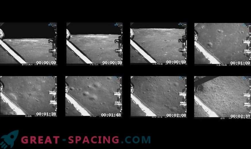 Eliminazione sul lato oscuro della luna in un nuovo video