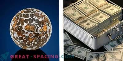 Millionäre geben kein Geld mehr für Weltraumsteine aus