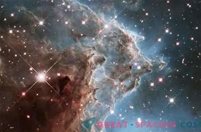 L'impatto dei venti stellari sulla Nebulosa Testa Scimmia