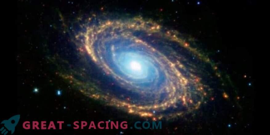 Qual è il potere delle galassie più brillanti?