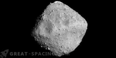 Il veicolo spaziale si sta preparando a sparare a un asteroide