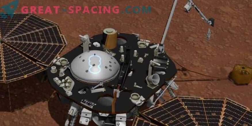 InSight NASA esamina il clima marziano