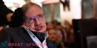 Stephen Hawking was right? Evidence of the existence of a previous universe
