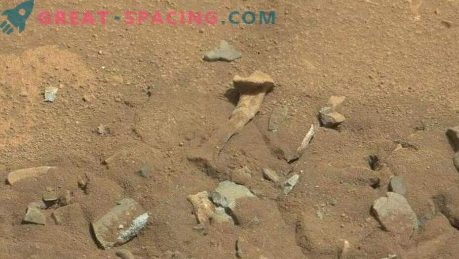 10 strani oggetti su Marte! Parte 1