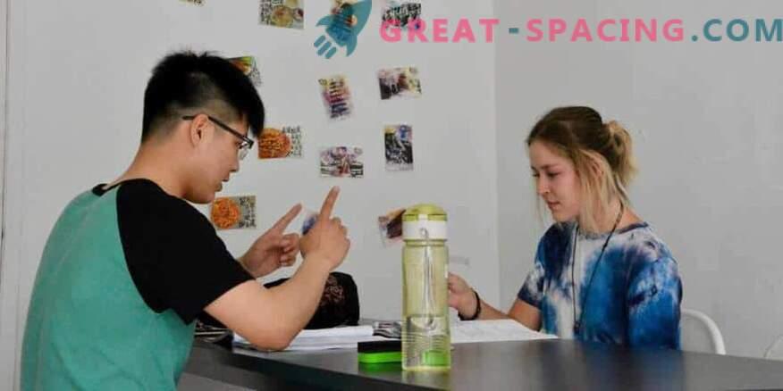 Impara il cinese con un tutor per le comunicazioni aziendali con Vokay