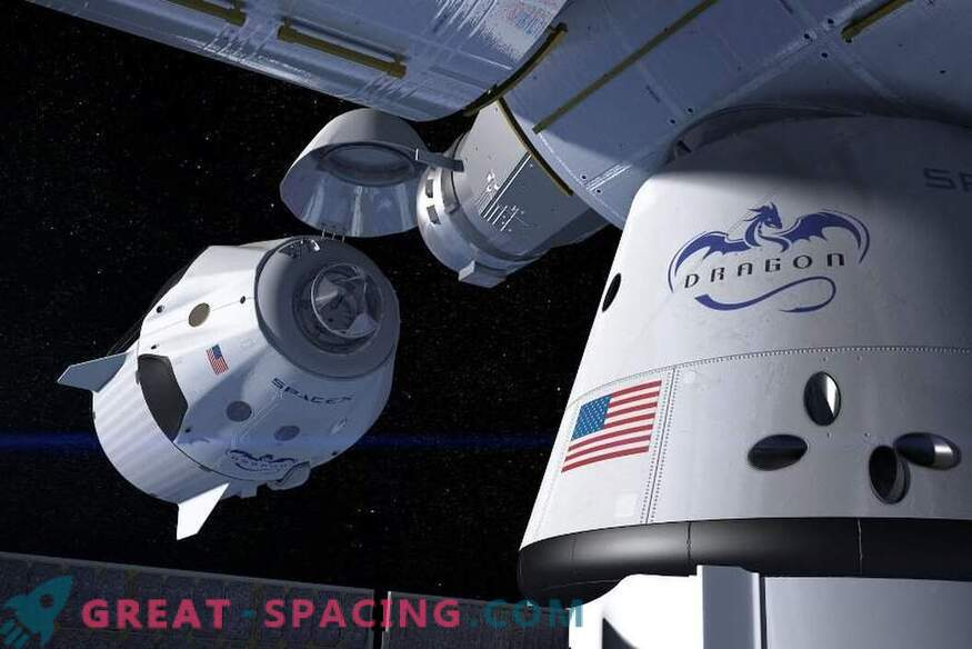 Un altro taxi spaziale americano inizierà ad aprile